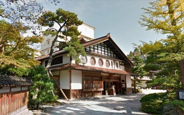 En Japón se encuentra el hotel más antiguo del mundo - Foto: Google Maps