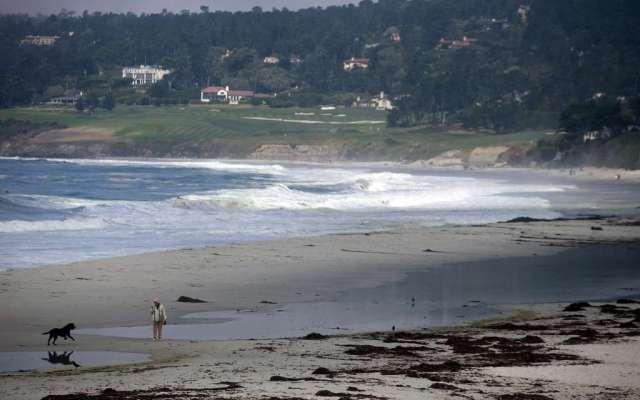 Cierran playas de California por fuga de aguas residuales - Foto: AP.