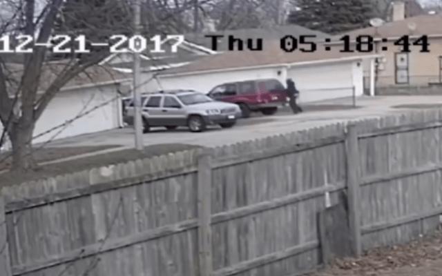 #Video Secuestran a menor en Chicago