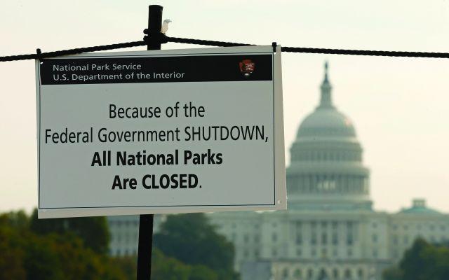 Cierra parcialmente el Gobierno de Estados Unidos - Foto de Time