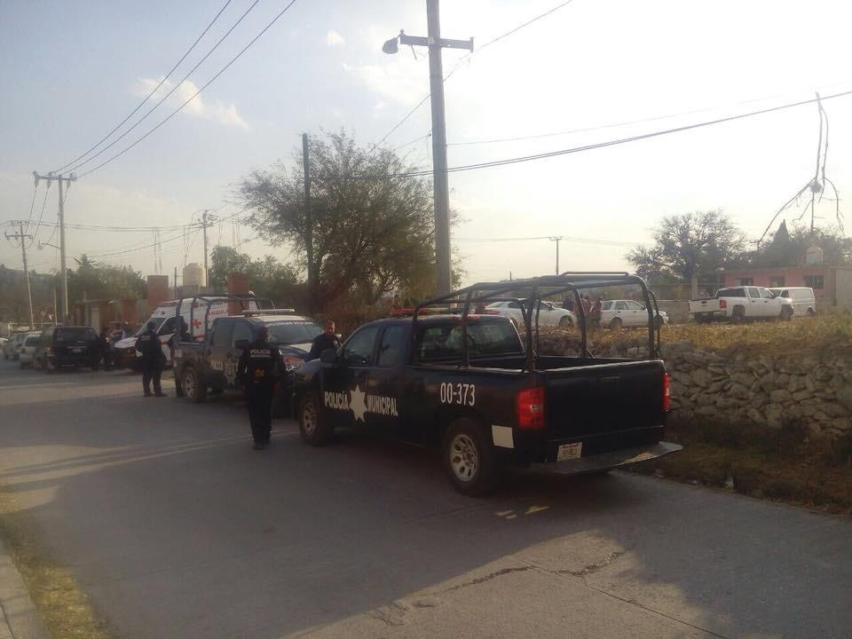 Hallan a familia muerta en domicilio de Tula - Foto de @REDPeriodistasH
