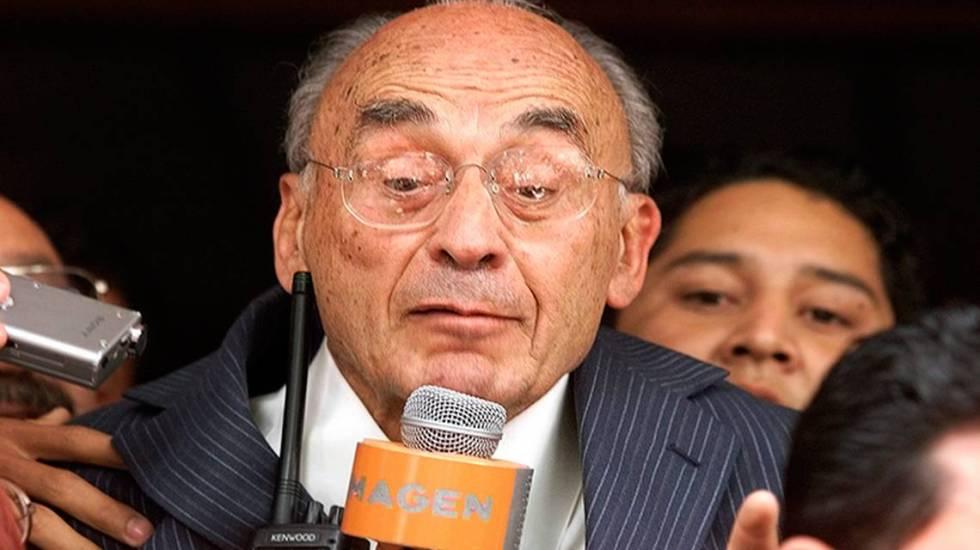 Ingresan a expresidente Luis Echeverría al hospital - Foto de El Sol de Durango
