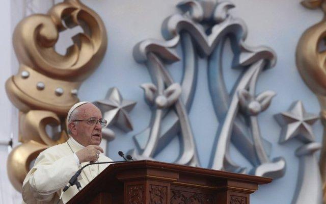 Finaliza polémica visita papal a Sudamérica - Foto de AP