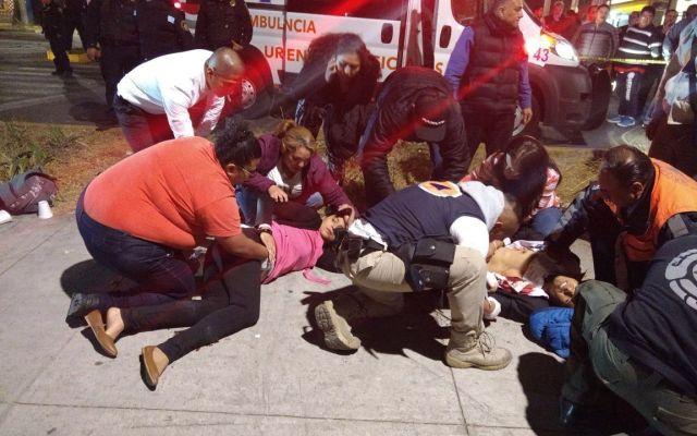Muere agente de PGJ que disparó a dos compañeros - Foto de @MrElDiablo8