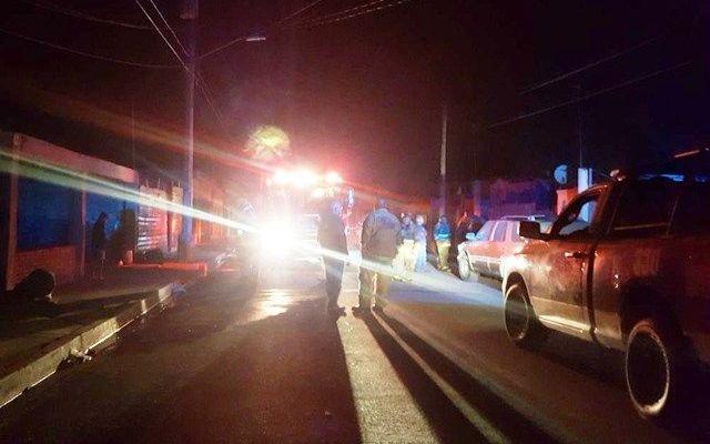 Hay cinco heridos por ataques con bombas molotov en Cajeme - Foto: Sonora Presente