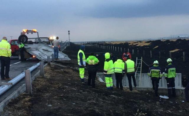 Accidente en Lerma deja cuatro muertos