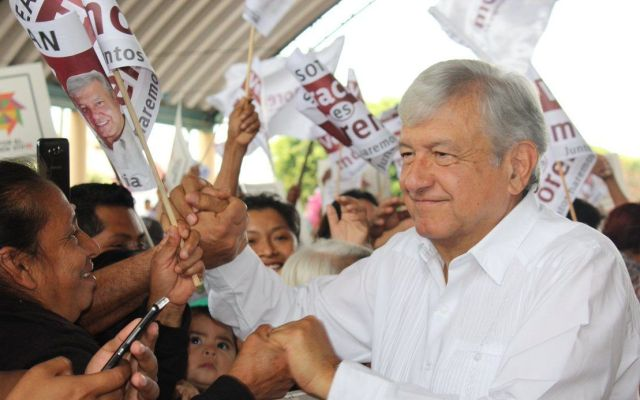 Asegura López Obrador que no responderá insultos y tomará 'amlodipino' - Foto de Twitter @lopezobrador_