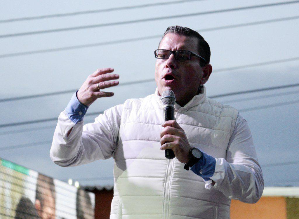 Detienen a político guatemalteco en EE.UU. por caso Odebrecht - Foto de AP