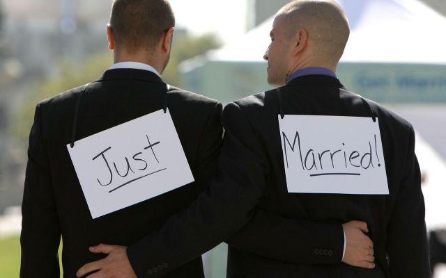 Despedirán a funcionaria rusa por reconocer un matrimonio gay - Foto by Justin Sullivan/Getty Images