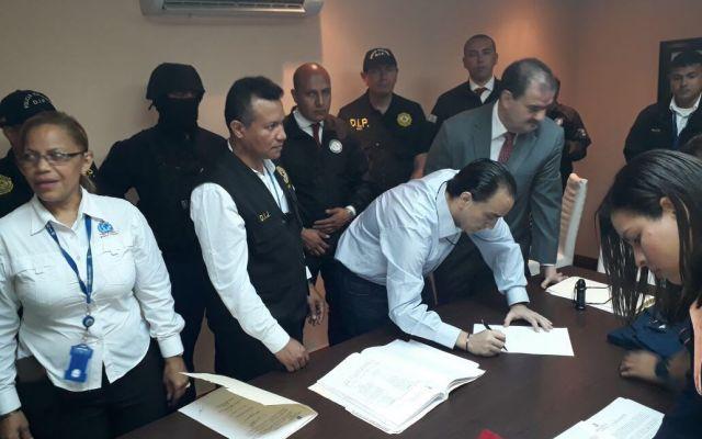 México agradece a Panamá por extradición de Borge - Foto de @pedrokanche