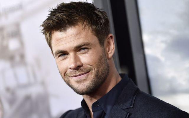 Chris Hemsworth se retira temporalmente de la actuación - Foto de AP