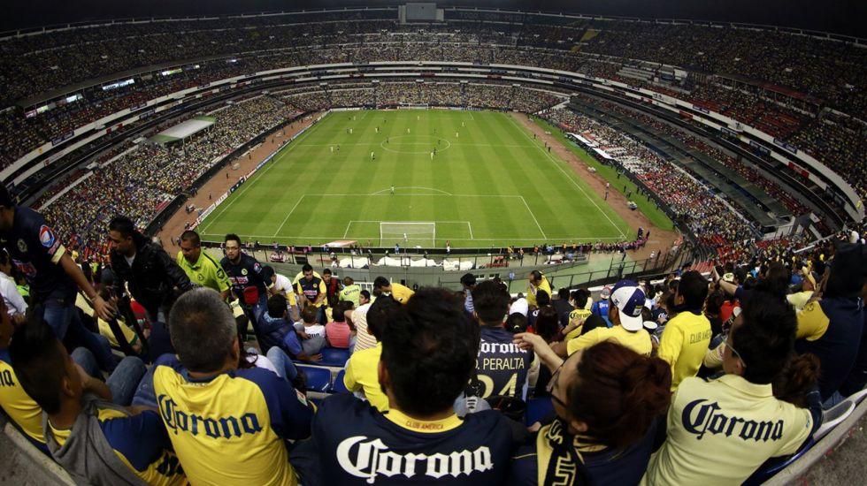 América invita a aficionados a entrenamiento en el Estadio Azteca - Foto de Televisa Deportes