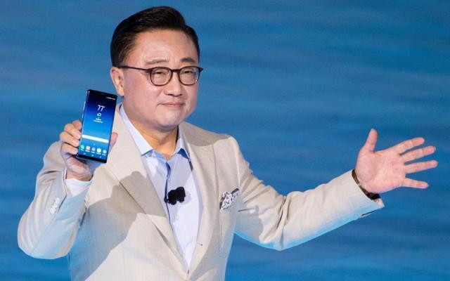 ¡El próximo mes conoceremos el Samsung Galaxy S9! - Foto de @Forbes