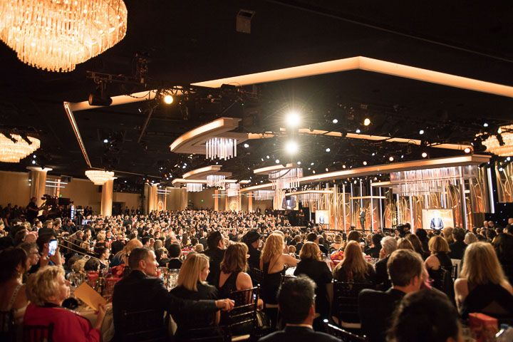 Los ganadores del Globo de Oro - Start of the 75th Golden Globes live from the Beverly Hilton Jan. 7, 2018.