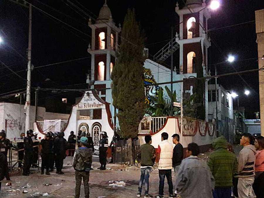 Riña durante baile en Iztacalco deja un muerto - Foto de Excélsior