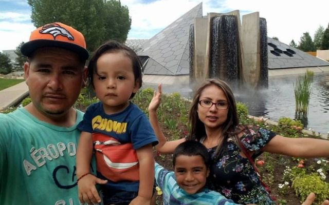 Vive migrante mexicano drama en Colorado - Foto: AFSC.