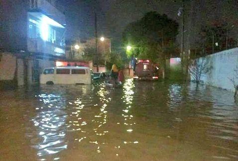 Muere una persona por lluvias en Ixtapaluca - Foto de Internet