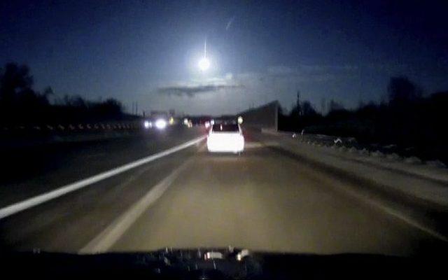 #Video Meteorito sacude Michigan