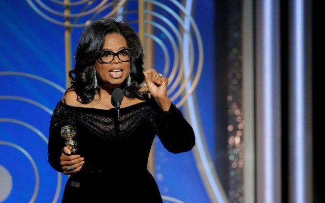 Oprah Winfrey estaría pensando en postularse a la Presidencia de EE.UU. - Foto de USA Today
