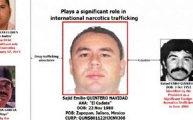 Primo de Caro Quintero se declara culpable de narcotráfico - Foto de Excélsior