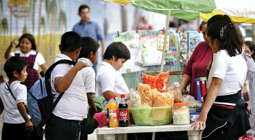 En el centro del país se concentran los niños con mayor obesidad - Foto de Internet
