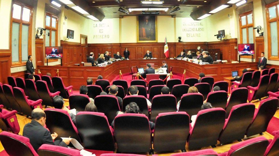 SCJN continuará este martes el análisis sobre Ley de Seguridad Interior - Foto de internet
