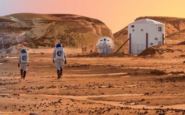 Estudiantes de la UNAM participarán en simulacro de viaje a Marte - Foto de The Mars Society