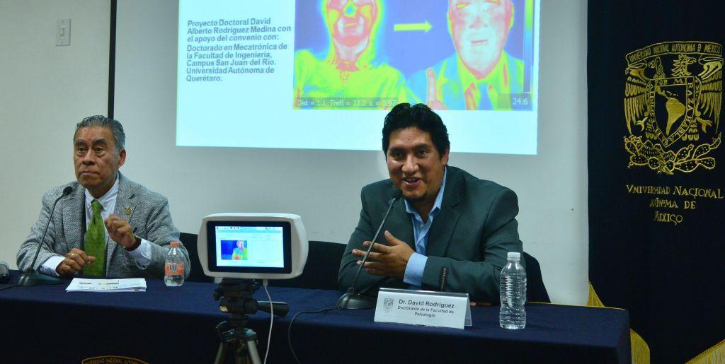 UNAM y UAQ crean prototipo portátil que detecta estrés postraumático - Foto de UNAM