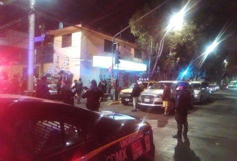 Asesinan a dos jóvenes durante velorio en Coyoacán - Foto de Milenio