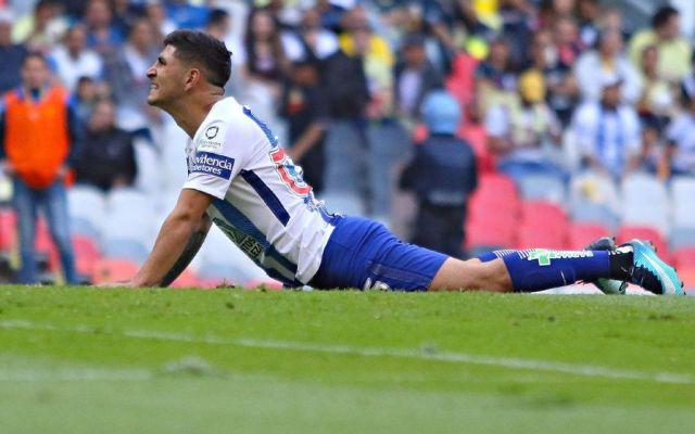 Víctor Guzmán será operado por rotura de ligamento - Foto de Internet
