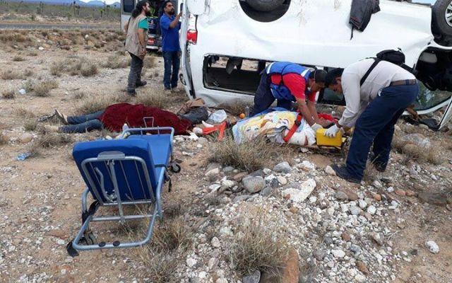Operarán a Marichuy tras accidente en Baja California Sur - Foto de Excélsior