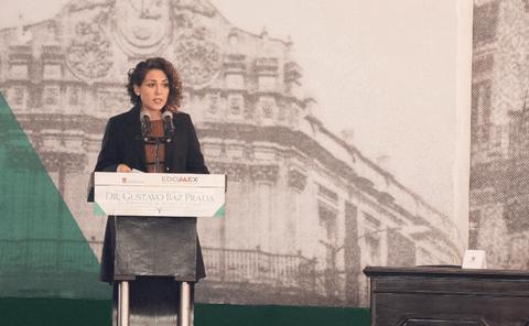 Alcaldesa de Tlalnepantla niega salario de más de 500 mil pesos