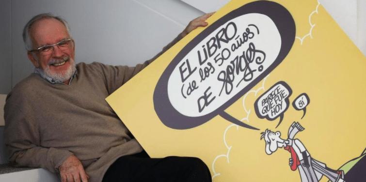 Murió el caricaturista español Forges
