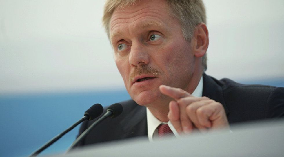 Dmitry Peskov. Foto de Internet