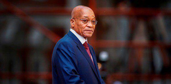Presidente de Sudáfrica rechaza orden de renuncia