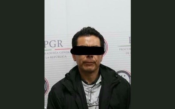 Llega a México Javier Nava, contador de Duarte - Foto: PGR.