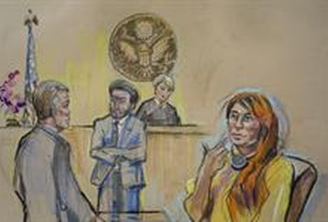Audiencia de ex diputada cercana al Chapo será el 20 de abril - Foto de EFE