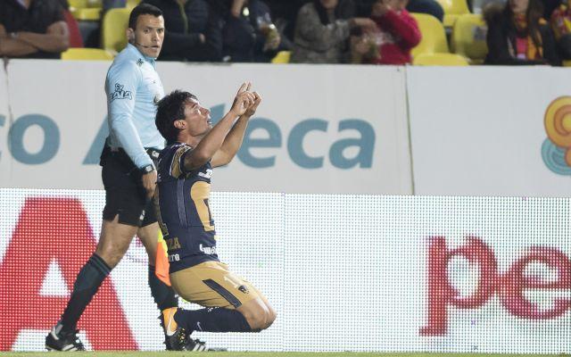 Agónico triunfo de Pumas en Morelia y retoma liderato - Foto: Mexsport
