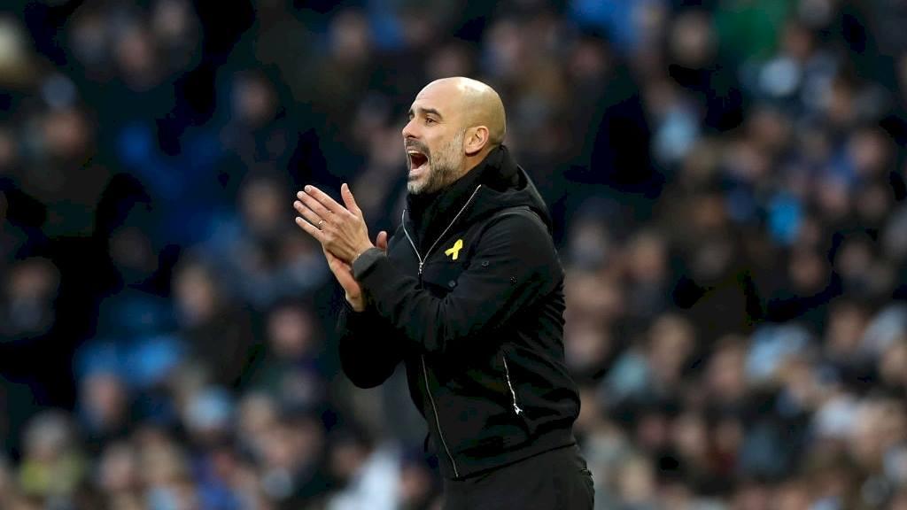 Sanciona FA a Pep Guardiola - Foto: Facebook Manchester City.