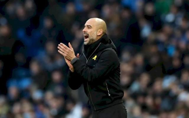 Guardiola descarta contrataciones para el Manchester City en enero - Foto: Facebook Manchester City.