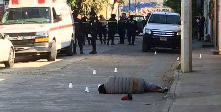 Asesinan a hombre en Oaxaca - Foto de Quadratín