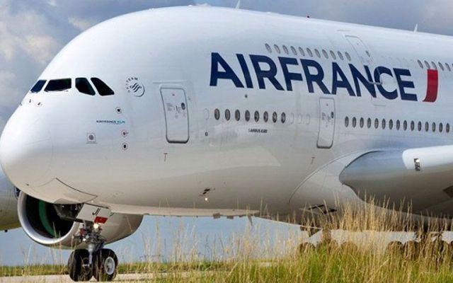 Air France va a huelga y cancela mitad de sus vuelos de larga distancia - Foto de Air France