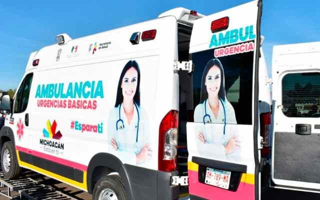 Choque en Michoacán deja 20 heridos - Foto de Quadratín