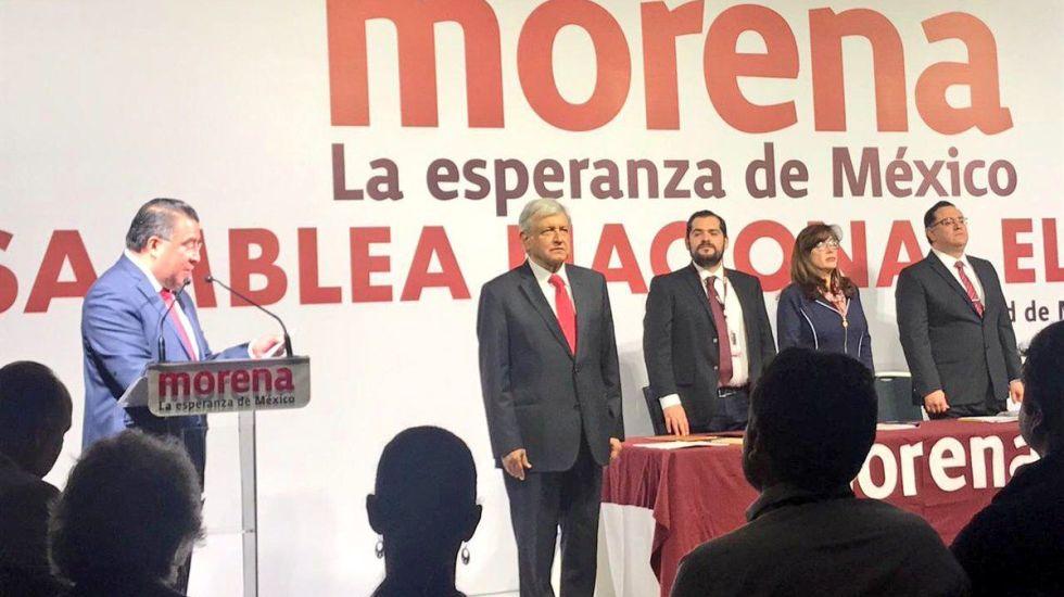 López Obrador, candidato de Morena a la Presidencia de la República - Foto de Internet