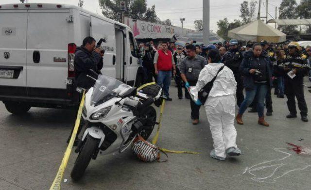 Muere mujer atropellada en paradero de Indios Verdes - Foto de Quadratín/José M. Ruiz