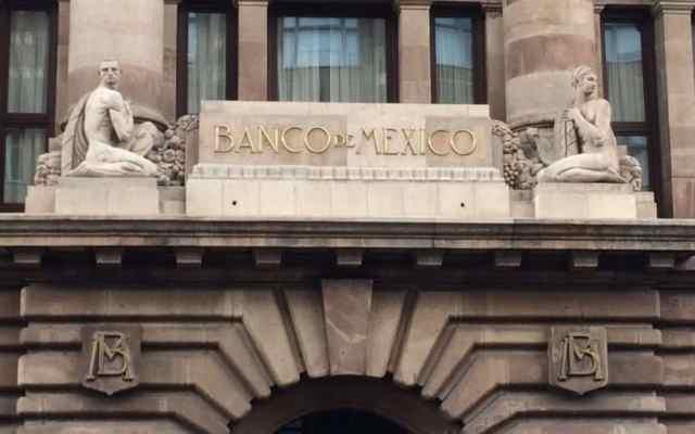 Financiamiento de banca comercial disminuyó 0.4 por ciento en febrero - Banco de México. Foto de Jonathan Del Moral