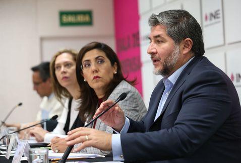 INE aprueba siete candidaturas independientes al Senado
