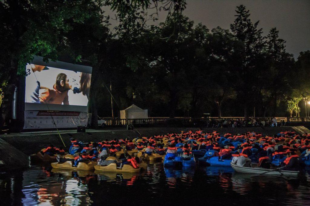 Bosques de la Ciudad de México se convertirán en cines este sábado - Foto de @SEDEMA_CDMX