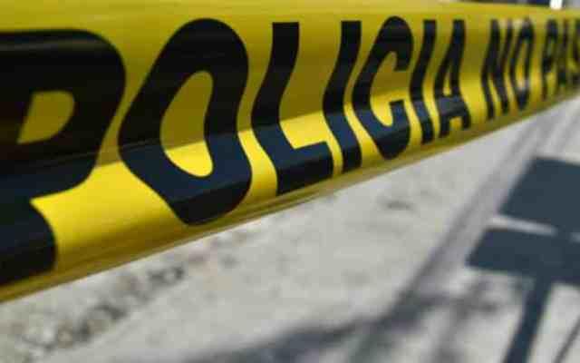 Conductora en estado inconveniente choca y mata a copiloto - choque