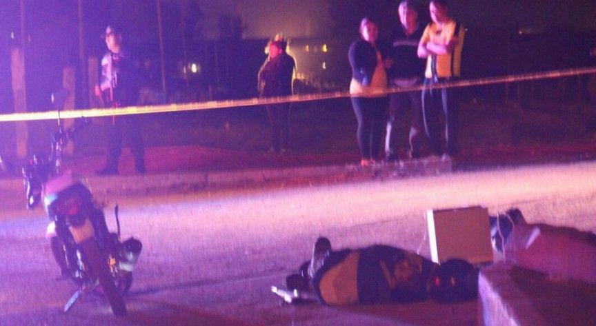 Asesinan a bebé de cinco meses y su padre en Guanajuato - Foto: @claroscuronoti